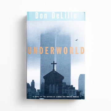 Underworld by Don DeLillo, Scribner, Trade Softcover from A GOOD USED BOOK.  1997 1st Printing Literature