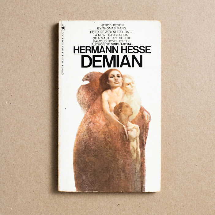 Demian (Q5544) by Hermann Hesse, Bantam Books, Paperback from A GOOD USED BOOK.