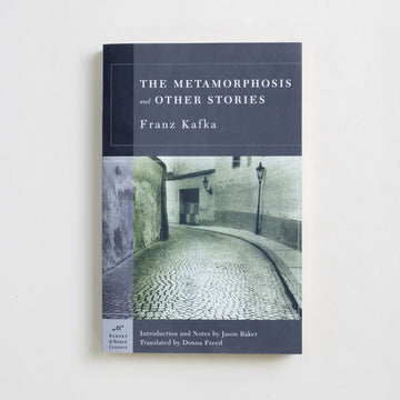 The Metamorphosis and Other Stories (Barnes and Noble) by Franz Kafka, Barnes and Noble Books, Trade Softcover from A GOOD USED BOOK. With one of the great opening lines of literature, Kafka wrote: