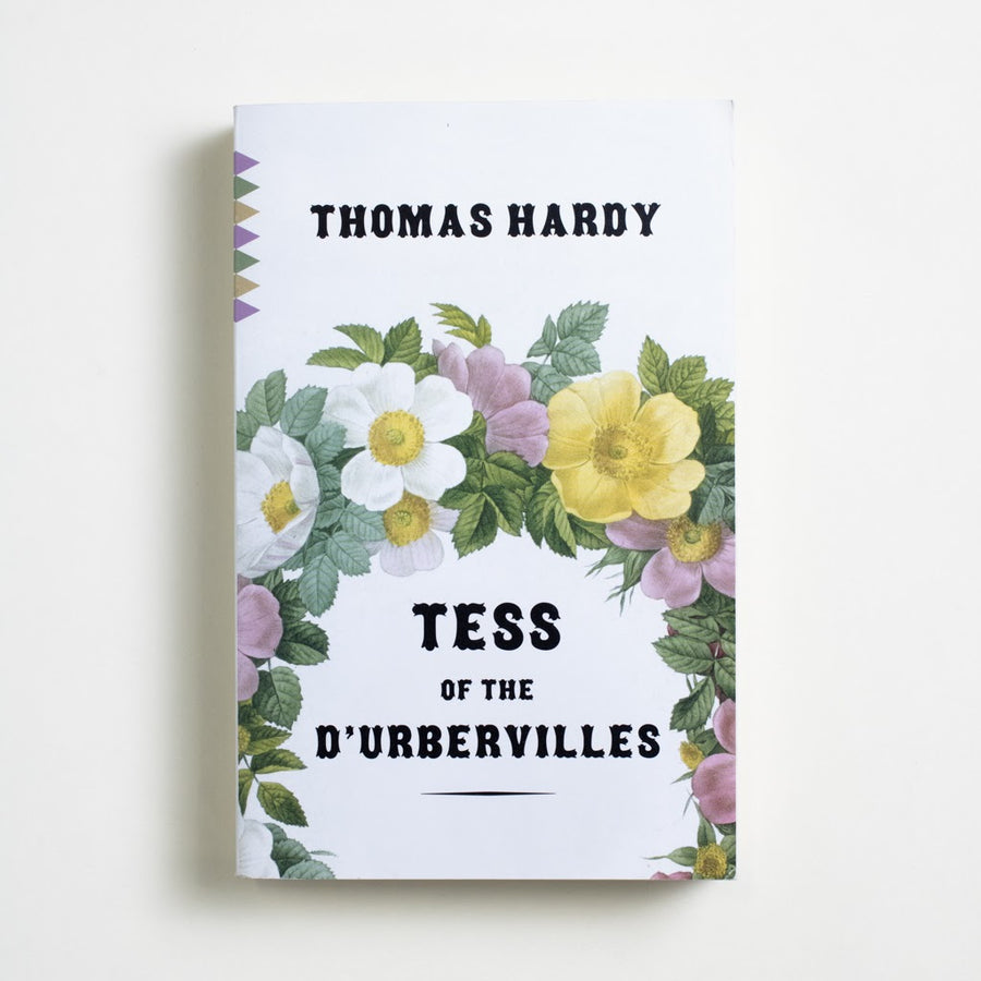Tess of the d'Urbervilles (Trade) by Thomas Hardy, Vintage Books, Trade Softcover from A GOOD USED BOOK.  2015 1st Printing Classics