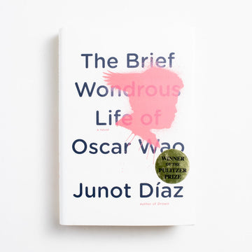 The Brief Wondrous Life of Oscar Wao (Hardcover) by Junot Diaz, Riverhead Books, Hardcover w. Dust Jacket from A GOOD USED BOOK.  2007 19th Printing Literature Latin American Literature