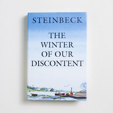 The Winter of our Discontent (Book-of-the-Month Club) by John Steinbeck, Book-of-the-Month Club, Hardcover w. Dust Jacket from A GOOD USED BOOK.  1995 No Stated Printing Literature