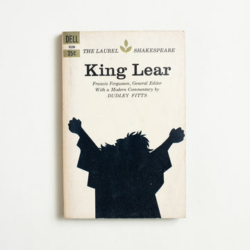 King Lear (Dell) by William Shakespeare, Dell Publishing, Paperback from A GOOD USED BOOK.  1965 5th Printing Classics