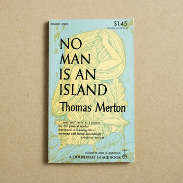 No Man is an Island by Thomas Merton, Image Books, Paperback from A GOOD USED BOOK.
