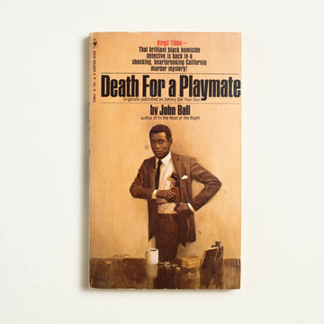 Death for a Playmate by John Ball, Bantam Books, Paperback from A GOOD USED BOOK.