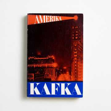 Amerika (Schocken) by Franz Kafka, Schocken , Trade Softcover from A GOOD USED BOOK. With all the artistry of a Dickens novel and all the humor and animation of a Chaplin movie, Kafka writes America. Though the novel is unfinished, its observations, criticisms, and quips are not. 1974 13th Printing Literature