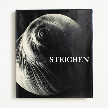 Steichen: A Life in Photography by Edward Steichen, Doubleday and Company, Oversize Hardcover w. Dust Jacket from A GOOD USED BOOK.  1963 No Stated Printing Art