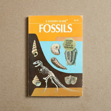 Fossils: A Guide to Prehistoric Life by Frank H.T. Rhodes, Golden Press, Paperback from A GOOD USED BOOK.