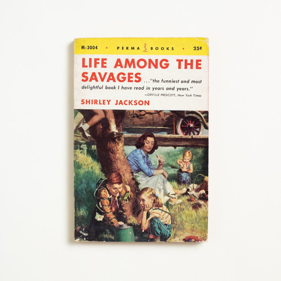 Life Among the Savages by Shirley Jackson, Perma Books, Paperback from A GOOD USED BOOK. Shirley Jackson, famed author of