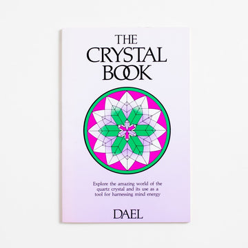 The Crystal Book (Trade) by Deal Walker, The Crystal Company, Trade Softcover from A GOOD USED BOOK. Explore the amazing world of the quartz crystal  and its use as a tool for harnessing mind energy 1987 11th Printing Non-Fiction