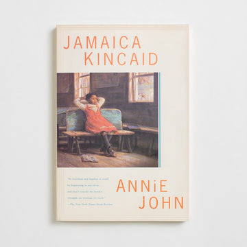 Annie John by Jamaica Kincaid, Farrar, Straus and Giroux, Trade Softcover from A GOOD USED BOOK. An Antiguan-American novelist and essayist, Jamaica Kincaid is famous in many circles and respected in many more. A writer for