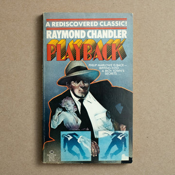 Playback by Raymond Chandler, Ballantine Books, Paperback from A GOOD USED BOOK.