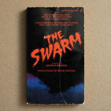 The Swarm by Arthur Herzog, Signet Books, Paperback from A GOOD USED BOOK.