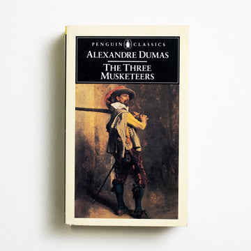 The Three Musketeers by Alexadre Dumas, Penguin Books, Paperback from A GOOD USED BOOK. Athos, Porthos, and Aramis are the three famous inseparables of the