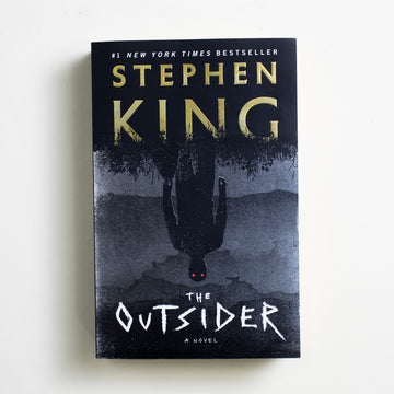 The Outsider (Trade) by Stephen King, Simon & Schuster, Trade Softcover from A GOOD USED BOOK.  2018 7th Printing Genre