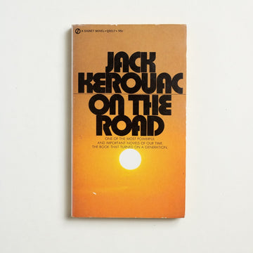 On the Road (Q3517) by Jack Kerouac, Signet Books, Paperback from A GOOD USED BOOK.  1957 18th Printing Literature