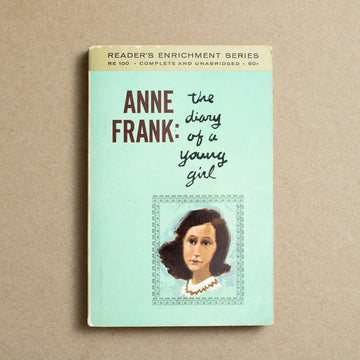 Anne Frank: The Diary of a Young Girl by Anne Frank, Washington Square Press, Paperback from A GOOD USED BOOK.