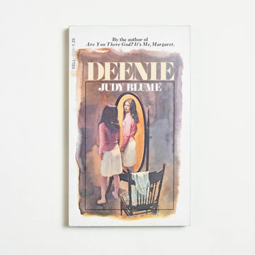 Deenie by Judy Blume, Dell Publishing, Paperback from A GOOD USED BOOK.