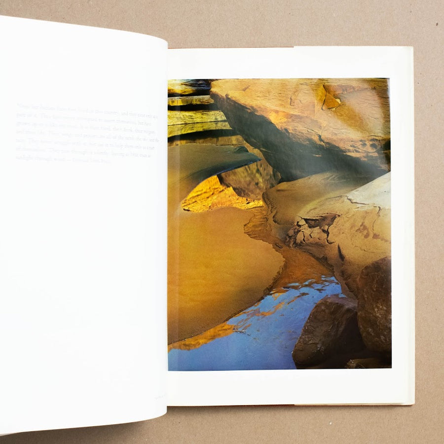 The Place No One Knew: Glen Canyon on the Colorado by Eliot Porter