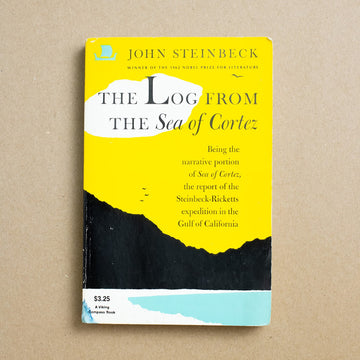 The Log from the Sea of Cortez (C120) by John Steinbeck, Viking Press, Trade Softcover from A GOOD USED BOOK.