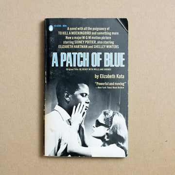 A Patch of Blue by Elizabeth Kata, Popular Library, Paperback from A GOOD USED BOOK.