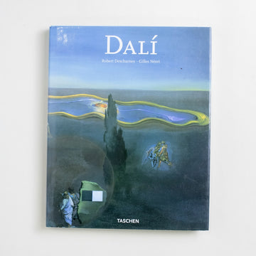 Salvador Dali by Robert Descharnes, Taschen, Oversize Hardcover w. Dust Jacket from A GOOD USED BOOK.