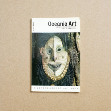 Oceanic Art: The Sepik Area of New Guinea by Jean Guiart, Mentor-Unesco Art Books, Paperback from A GOOD USED BOOK.