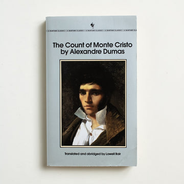 The Count of Monte Cristo by Alexandre Dumas, Bantam Books, Paperback from A GOOD USED BOOK. This is a tale of adventure and intrigue, treasure and big dreams. An ultimate and timeless classic.  1981 34th Printing Literature Historical Fiction