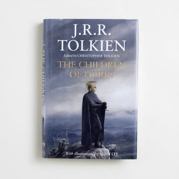 The Children of Hurin by J.R.R. Tolkien, Houghton Mifflin, Hardcover w. Dust Jacket from A GOOD USED BOOK.  2007 1st Edition Genre