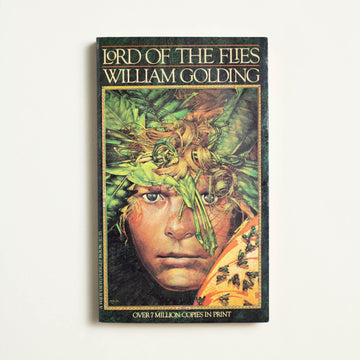 Lord of the Flies by William Golding, G.P. Putnam's Sons, Paperback from A GOOD USED BOOK.