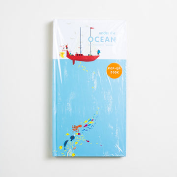 Under the Ocean: A Pop-Up Book by Anouck Boisrobert, Tate, Large Hardcover from A GOOD USED BOOK.