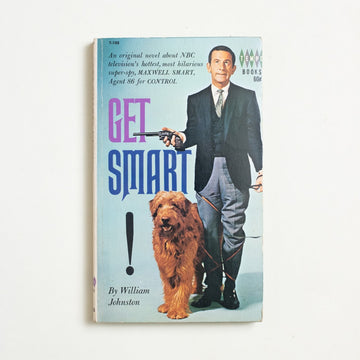 Get Smart! by William Johnston, Tempo Books,  from A GOOD USED BOOK.  1965 2nd Printing Genre