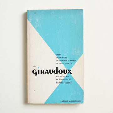 Jean Giraudoux by Jean Giraudoux, Hill and Wang, Paperback from A GOOD USED BOOK. A sweet and brilliant satirist, Giraudoux's works  have been called