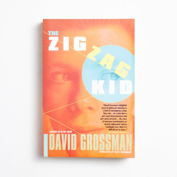 The Zig Zag Kid by David Grossman, Picador, Trade Softcover from A GOOD USED BOOK.  2003 1st Printing Literature