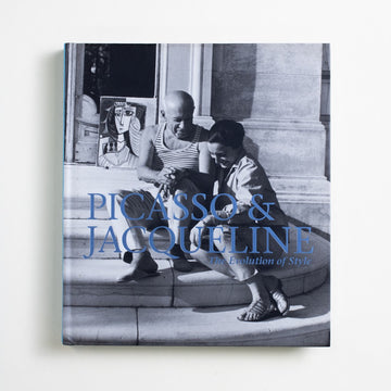 Picasso & Jacqueline: The Evolution of Style by Jonathan Fineberg, Pace, Oversize Hardcover from A GOOD USED BOOK. Published by The Pace Gallery after a sucessful exhibition, this book maps Picasso's artistic tranformations and inspirations - specifically the influence of his last great love, Jacqueline.  2014 No Stated Printing Art Biography