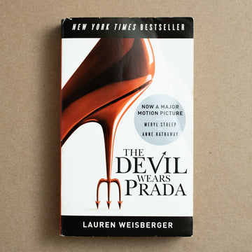 The Devil Wears Prada by Lauren Weisberger, Anchor Books, Paperback from A GOOD USED BOOK.