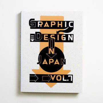 Graphic Design in Japan Vol. 7 by Japan Graphic Designers Association , Kodansha, Large Hardcover w. Dust Jacket from A GOOD USED BOOK.  1987 1st Edition Art