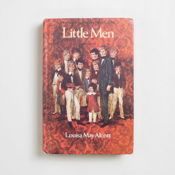 Little Men (Golden Press) by Louisa May Alcott, Golden Press, Hardcover from A GOOD USED BOOK.  1965 No Stated Printing Classics