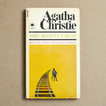 Mrs. McGinty's Dead by Agatha Christie, Pocket Books, Paperback from A GOOD USED BOOK.
