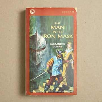 The Man in the Iron Mask by Alexadre Dumas, Airmont Classics, Paperback from A GOOD USED BOOK.