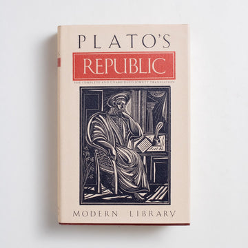 Plato's Republic (Modern Library) by Plato , Modern Library, Small Hardcover w. Dust Jacket from A GOOD USED BOOK.
