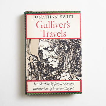 Gulliver's Travels (Oxford) by Jonathan Swift, Oxford University Press, Hardcover w. Dust Jacket from A GOOD USED BOOK.  1977 No Stated Printing Classics Fantasy