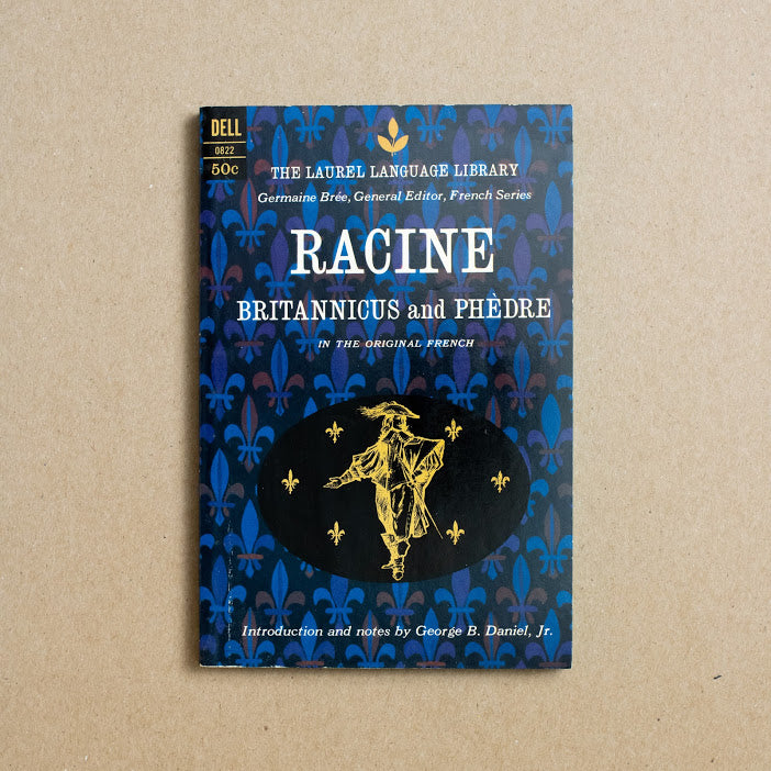 Britannicus and Phedre (French Edition) by Jean Racine, Dell Publishing, Paperback from A GOOD USED BOOK.