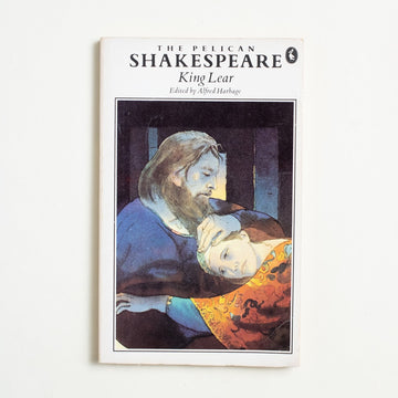 King Lear (Pelican) by William Shakespeare, Pelican Books, Paperback from A GOOD USED BOOK.  1983 No Stated Printing Classics