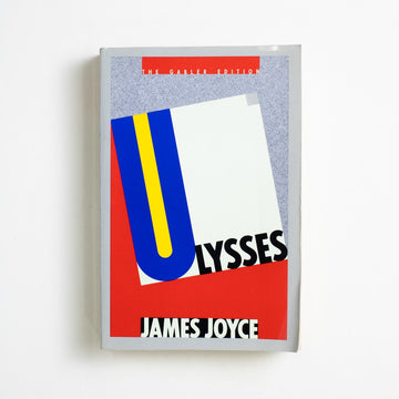 Ulysses (Trade) by James Joyce, Vintage Books, Trade Softcover from A GOOD USED BOOK.  1993 No Stated Printing Classics