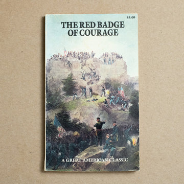 The Red Badge of Courage by Stephen Crane, Ventura Books, Paperback from A GOOD USED BOOK.