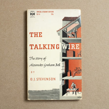The Talking Wire by O.J. Stevenson, Berkley Medallion Books, Paperback from A GOOD USED BOOK.