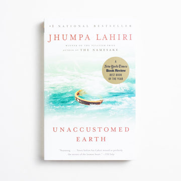 Unaccustomed Earth by Jhumpa Lahiri, Vintage Contemporaries, Trade Softcover from A GOOD USED BOOK.  2008 20th Printing Literature