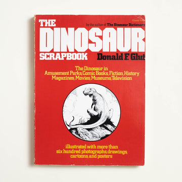 The Dinosaur Scrapbook by Donald F. Glub, Citadel Press, Large Trade Softcover from A GOOD USED BOOK.
