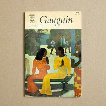 Gauguin by Raymond Charmet, Barnes and Noble Art Series, Paperback from A GOOD USED BOOK.